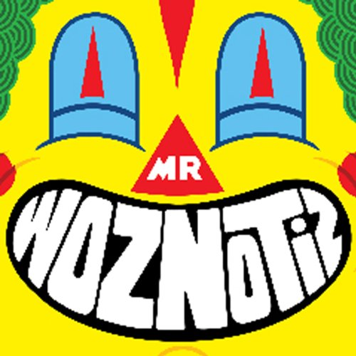 Mr Woznotiz audiobook cover art