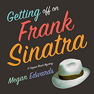 Getting off on Frank Sinatra audiobook cover art