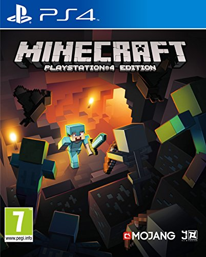 Minecraft - Edición Estándar, PlayStation 4, Disco, Versi�