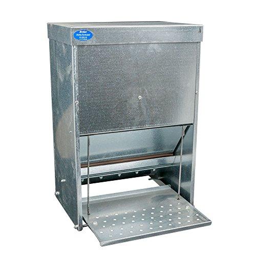 Futterautomat mit Trittklappe 15 kg