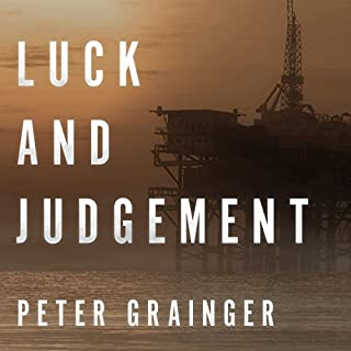 Luck and Judgement audiobook cover art