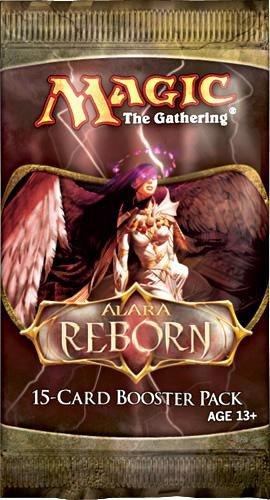 Magic the Gathering Alara Reborn Booster Pack 15 tarjetas