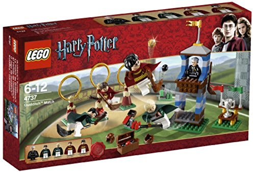 LEGO Harry Potter 4737 - Quidditch-Turnier