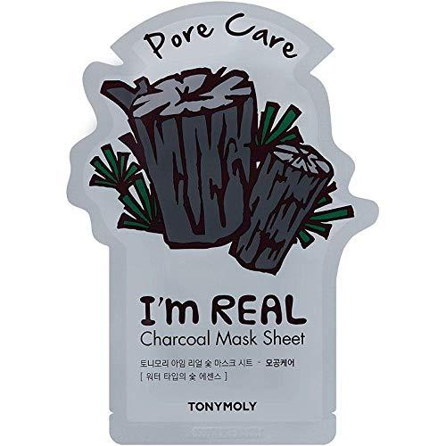Tonymoly I Am Charcoal Sheet Mask - 29 g