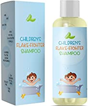Best Anti Dandruff Shampoo For Kids – Gentle Tear Free Kid's Shampoo – for Children with Tea Tree Lavender & Jojoba- Sulfate Free for All Ages