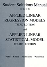 Best applied linear statistical models answers Reviews