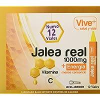 Vive+ Jalea Real para Adultos - 3 Paquetes de 12 Unidades
