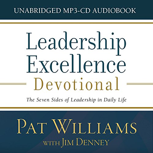 Leadership Excellence Devotional  By  cover art