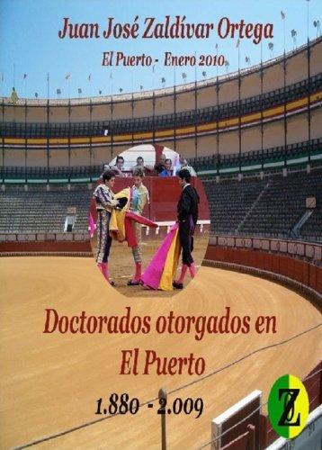 Doctorados en el Puerto de Santa María 1880 al 2009