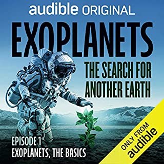 Ep. 1: Exoplanets, The Basics cover art