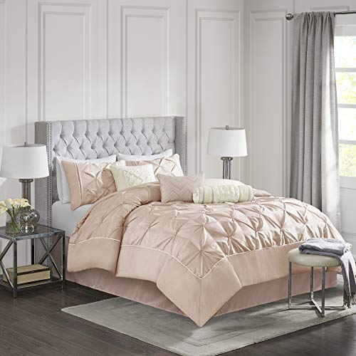 Madison Park Laurel Comforter Set Blush