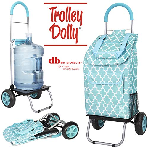 Trolley Dolly Moroccan Tile