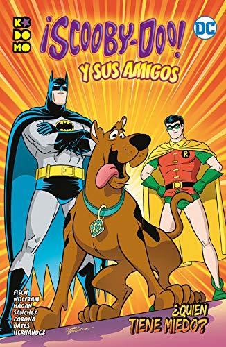 ¡Scooby-Doo! y sus amigos vol. 01: ¿Quién tiene miedo?