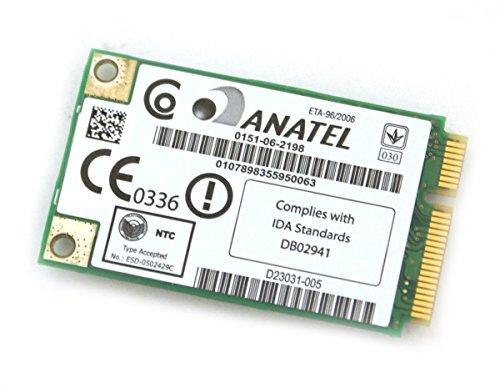 WiFi Wireless Card for Gotor Dell Intel Anatel PC193 WM3945ABG MOW2 PCI-E...