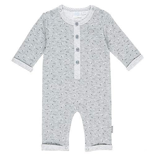 Feetje - Combinaison de Neige - Bébé (garçon) 0 à 24 Mois - Gris - 1 Mois