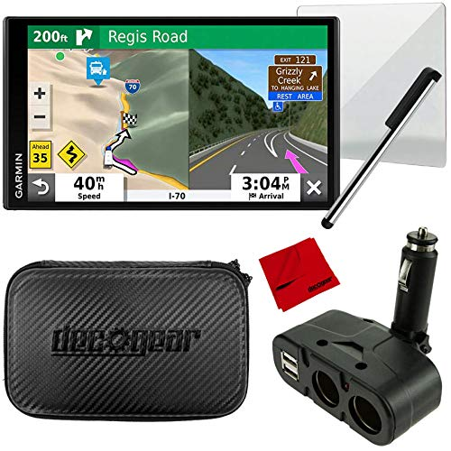 Garmin RV 780: The Advanced GPS Navigator with RV/Camping Adventurer's Bundle