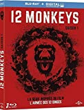 12 Monkeys-Saison 1 [Blu-Ray]