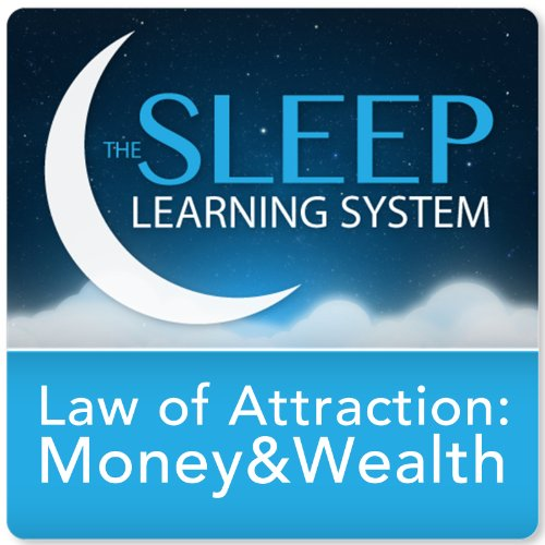 Law of Attraction Money and Wealth Guided Mediation audiobook cover art