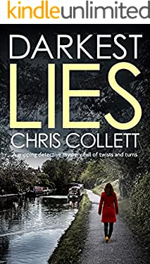 DARKEST LIES a gripping detective mystery full of twists and turns (Detective Mariner Mystery Book 8)