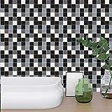 Artículos de decoración para el hogar, decoración del hogar, creativa móvil, fijada con decoración de pared, pegatinas de pared, Ramadán, color negro