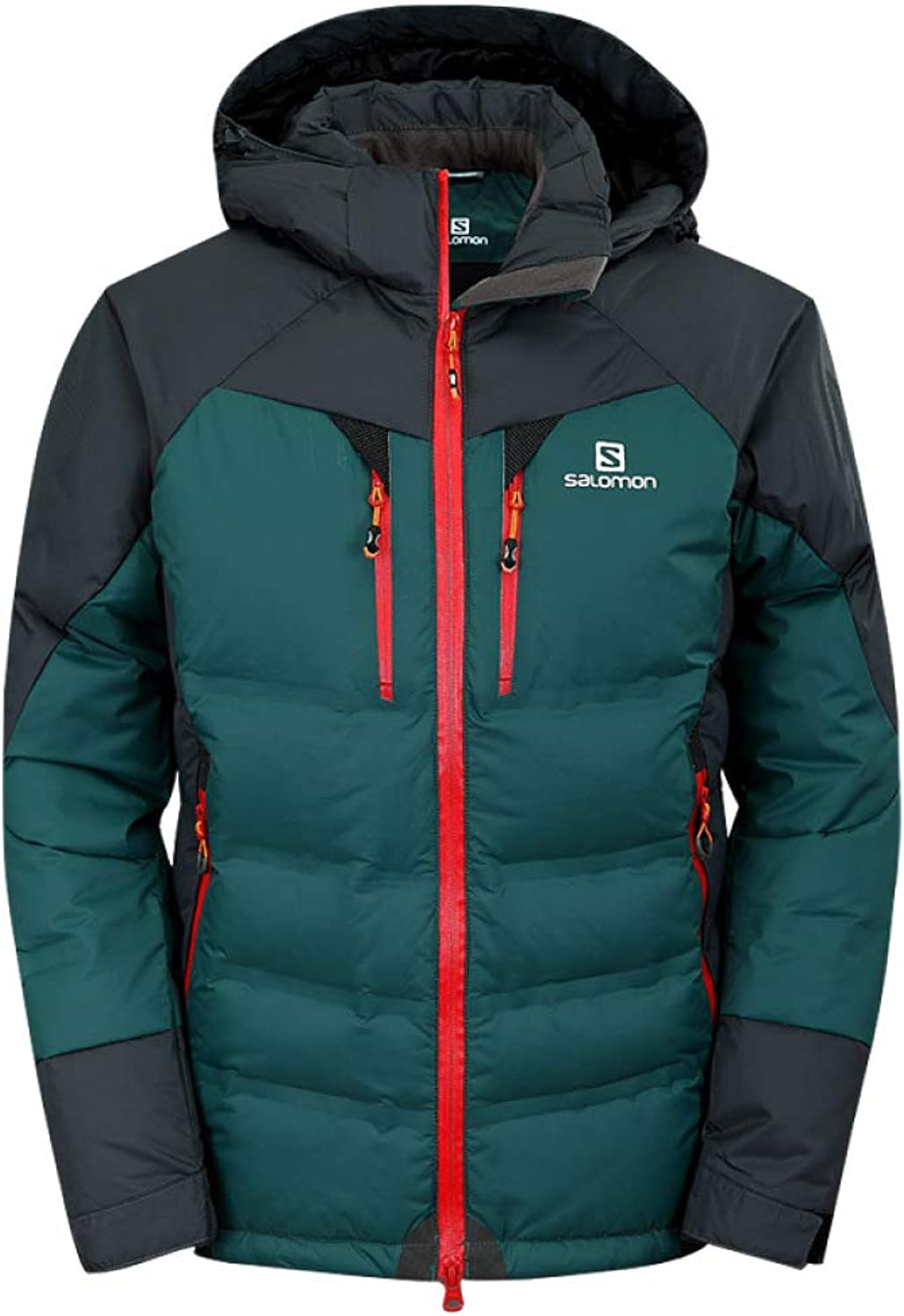 YXLONG Winter Thickening Outdoor Down Jacket Male