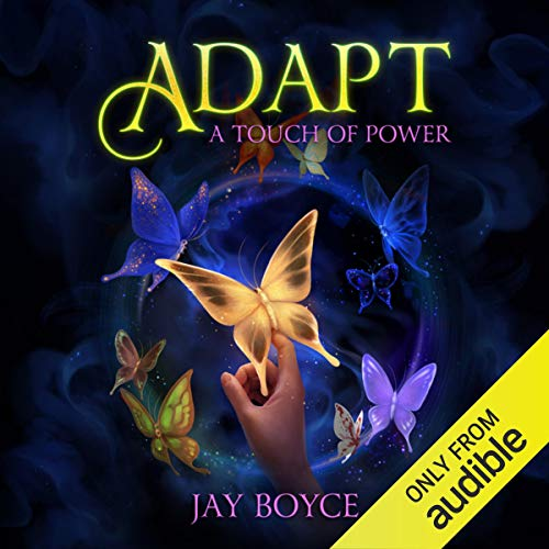 Adapt cover art