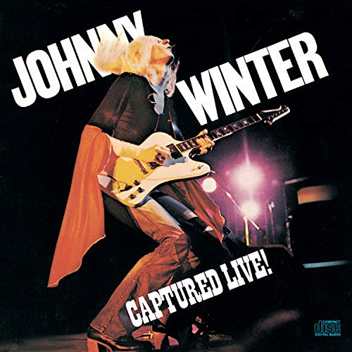 Captured Live - Winter, Johnny