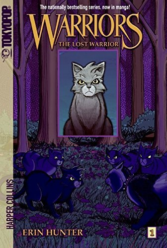 Warriors: The Lost Warrior (Warriors Manga Book 1) (English Edition)