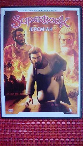 Superbook Jeremiah DVD Season 4