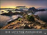 Die letzten Paradiese - Edition Alexander von Humboldt. Wandkalender 2020. Monatskalendarium. Spiralbindung. Format 78 x 58 cm