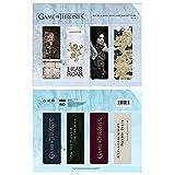 SD toys - Game of Thrones, Set c Punto de Libro magnético (SDTHBO02061)