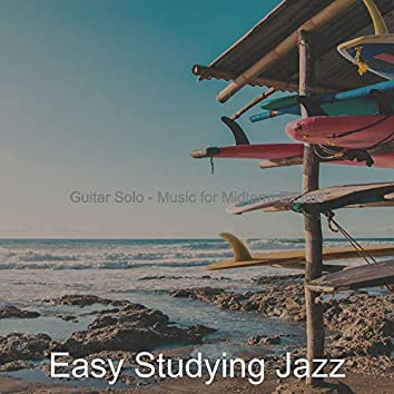 Guitar Solo - Music for Midterm Exams