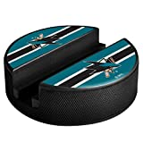 Sher-Wood San Jose Sharks NHL Puck Media Device Holder -