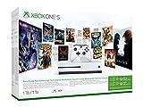 Xbox One S 1TB Console Starter Bundle with 3-month Xbox Game Pass and Xbox Live Gold [Edizione: Regno Unito]