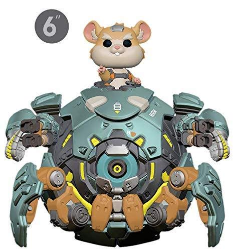Funko Pop! Games: Overwatch - Wrecking Ball 6'