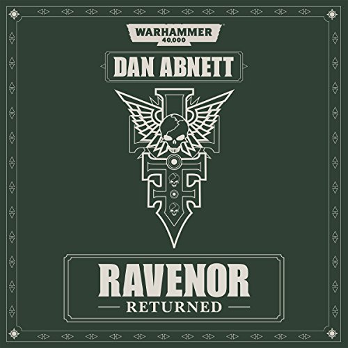 Ravenor Returned audiobook cover art