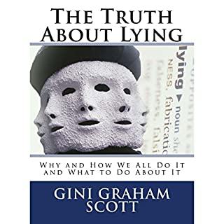 The Truth About Lying cover art