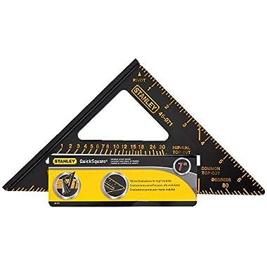 Stanley 46-071 Premium Quick Square Layout Tool, 7