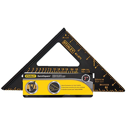 STANLEY 7-Inch Carpenter's Layout Tool