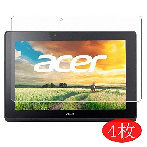 VacFun 4 Piezas HD Claro Protector de Pantalla para Acer Aspire Switch 10E 10.1