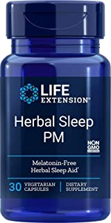 Life Extension Herbal Sleep Pm, 30 Count