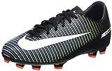 Nike 831945-013, Botas de fútbol Unisex Adulto, Negro (Black/White-Electric Green), 38 EU