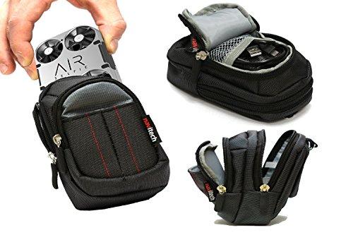 Navitech Schwarz Drohne Tasche Tasche für die AirSelfie