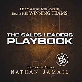 The Sales Leaders Playbook cover art