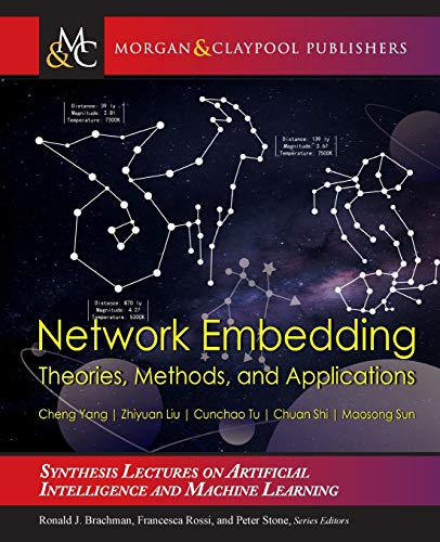 Compare Textbook Prices for Network Embedding: Theories, Methods, and Applications Synthesis Lectures on Artificial Intelligence and Machine Le  ISBN 9781636390444 by Yang, Cheng,Liu, Zhiyuan,Tu, Cunchao