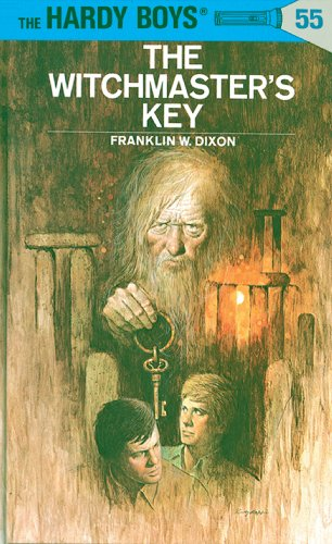 Hardy Boys 55: The Witchmaster's Key (The Hardy Boys) (English Edition)
