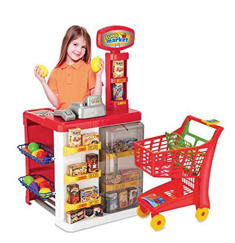Super Market Magic Toys Vermelho/Branco