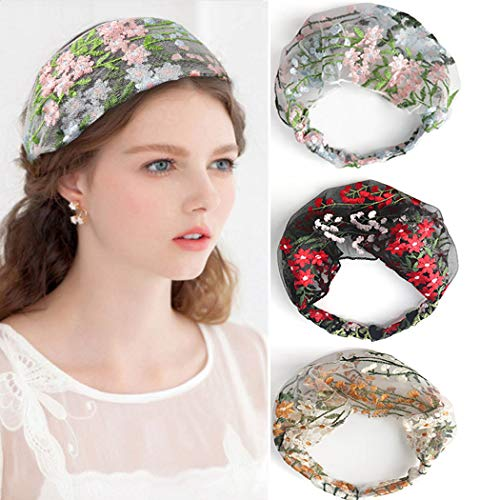 Bohend Boho Flower Women Headban...
