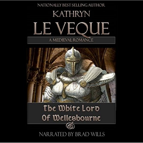 The White Lord of Wellesbourne audiobook cover art