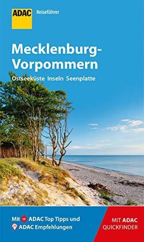 ADAC Reiseführer Mecklenburg-Vorpommern: mit Maxi-Faltkarte zum Herausnehmen